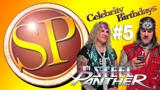 Steel Panther TV - CELEB WATCH #5