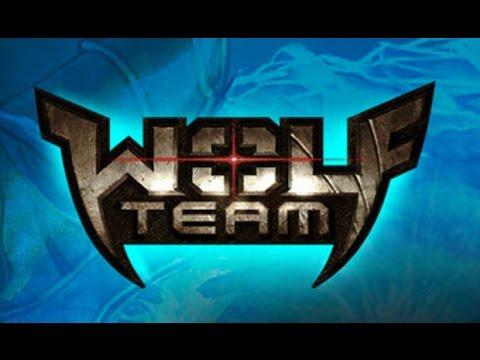 WolfTeam Oynuyoruz :D