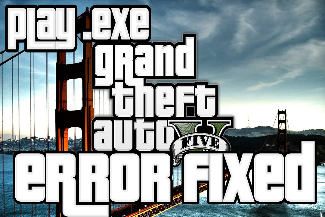 How To Fix Please Run Gta V Using Playgtav Exe Error
