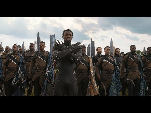 Avengers : Infinity War|Wakanda Forever| Two Steps From Hell - Impossible