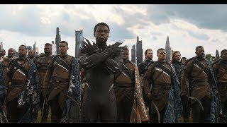 Avengers  Infinity War    Wakanda Forever   Two Steps From Hell - Impossible