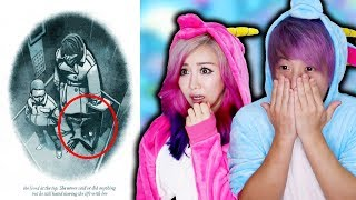 Creepy One Picture HORROR Stories!