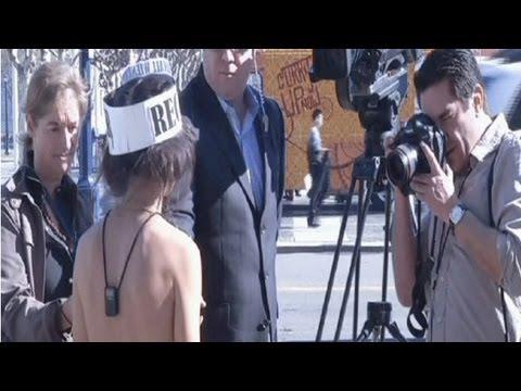 """""""العراة"""" يتظاهرون في سان فرانسيسكو دفاعا عن حرية الجسد"""