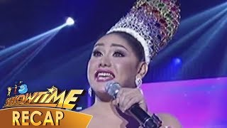 It's Showtime Recap: Miss Q&A contestants' witty answers in Beklamation - Week 6
