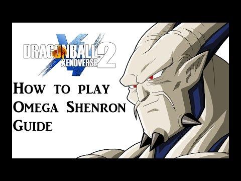 Dragon Ball Xenoverse 2 Omega Shenron Character Guide