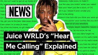 "Juice WRLD's ""Hear Me Calling"" Explained | Song Stories dinle ve mp3 indir"