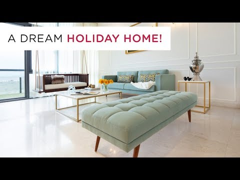 A Stunning Holiday Home – Interior Design in Gurgaon!