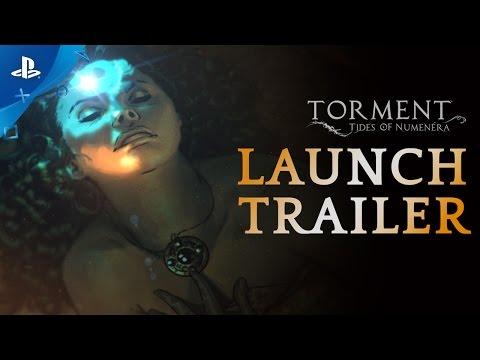 Torment: Tides of Numenera - Launch Trailer | PS4