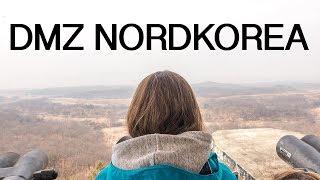 NORDKOREA • DMZ Tour ab Seoul • Einer der gefährlichsten Orte der Welt • Südkorea | VLOG #333