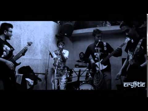 Somajtontro Teaser video by Cryptic (Bengali Rock Band at Bangalore)