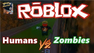 Humans vs Zombies Roblox