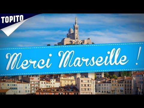 Top 8 des trucs que la France doit à Marseille