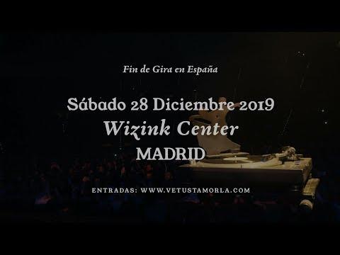 #MSDL_GIRA Vetusta Morla - Concierto fin de gira Mismo Sitio, Distinto Lugar en España