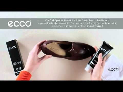 How to Clean Shoes - by Ecco