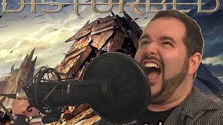 Male Vocal Cover - Disturbed - The Sound of Silence (Swiblet)