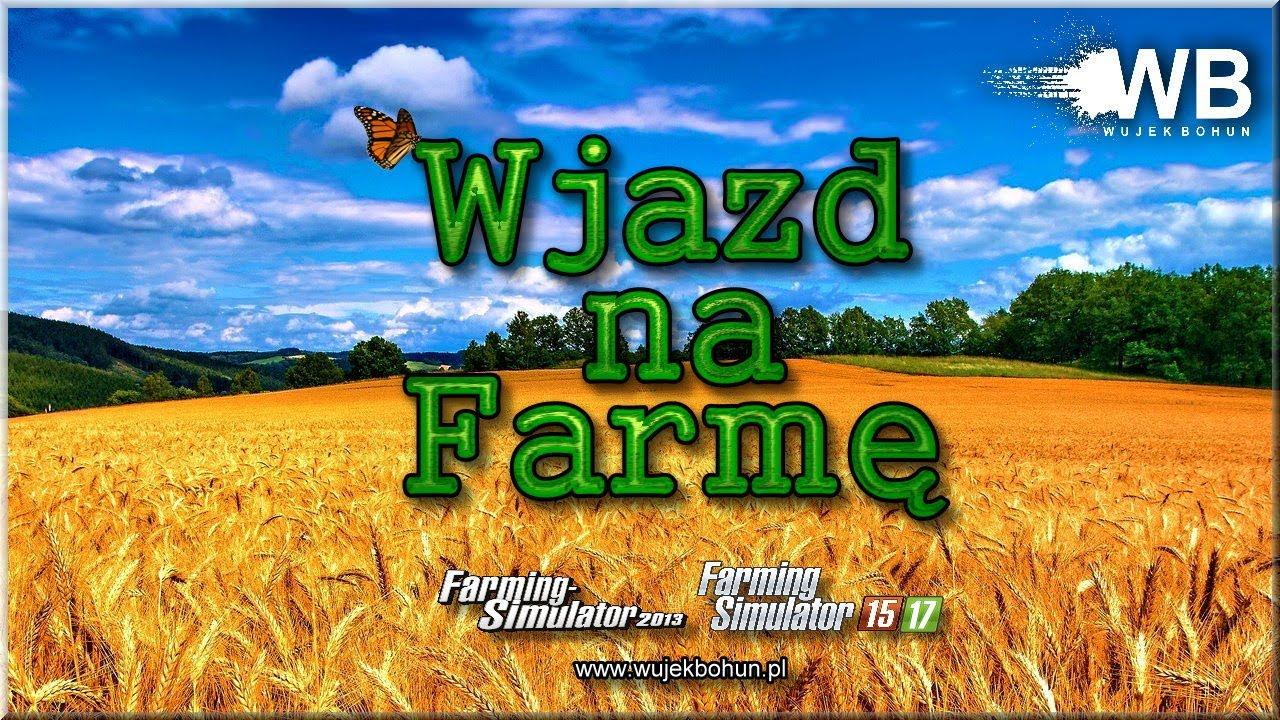 "Wjazd na Farmę – #30 ""rolmX"""