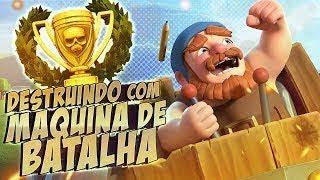 Mestre Construtor Mitando - Clash Of Clans