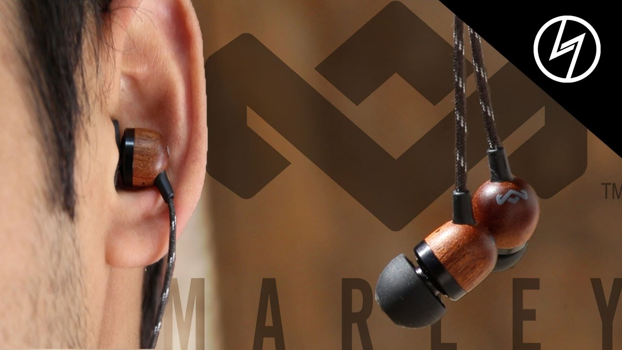 7f07e0b3a7a House of Marley Smile Jamaica In-ear-Earphones - Unboxing & Review |  CreatorShed