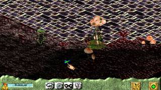 Lords of Magic SE: Tricks 01 - Dragon in 1st Turn (no cheats)