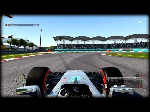 F1 2017 - Malaysia TT Hotlap - 1:30.758 (SETUP INCLUDED)