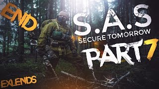 SAS Secure Tomorrow Gameplay - Part 7 [ FINAL ]
