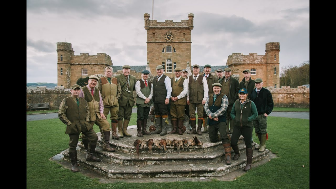 Pheasant Hunting Scotland - Trump Turnberry 2018