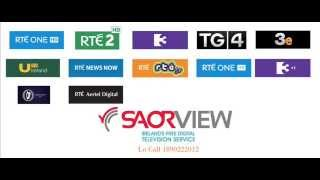 Saorview Update 2015 Up to 11 Channel