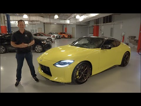 Is the NEW 2022 Nissan 400Z a sports car worth the price? - Raiti's Rides