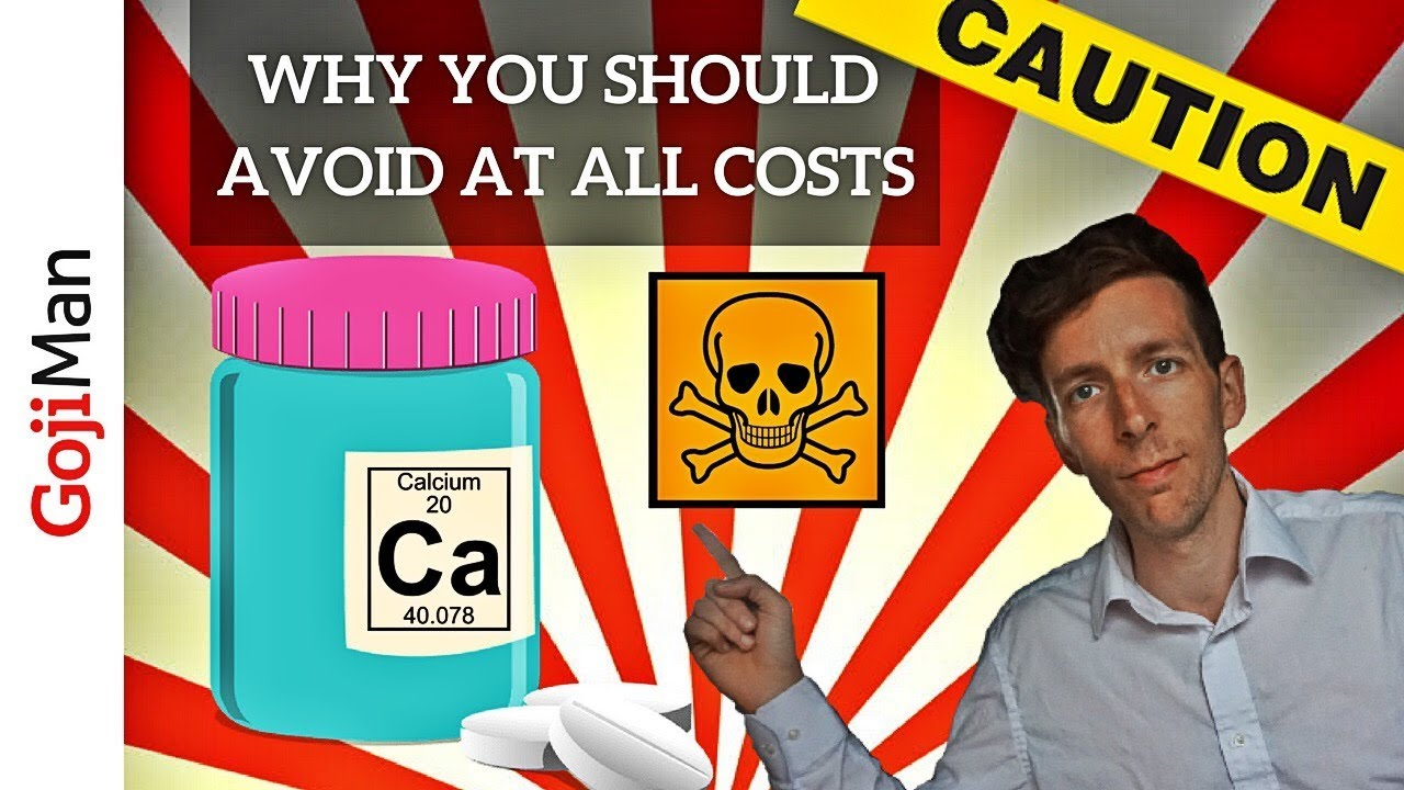 Vegan Calcium Supplement - The Ugly Truth