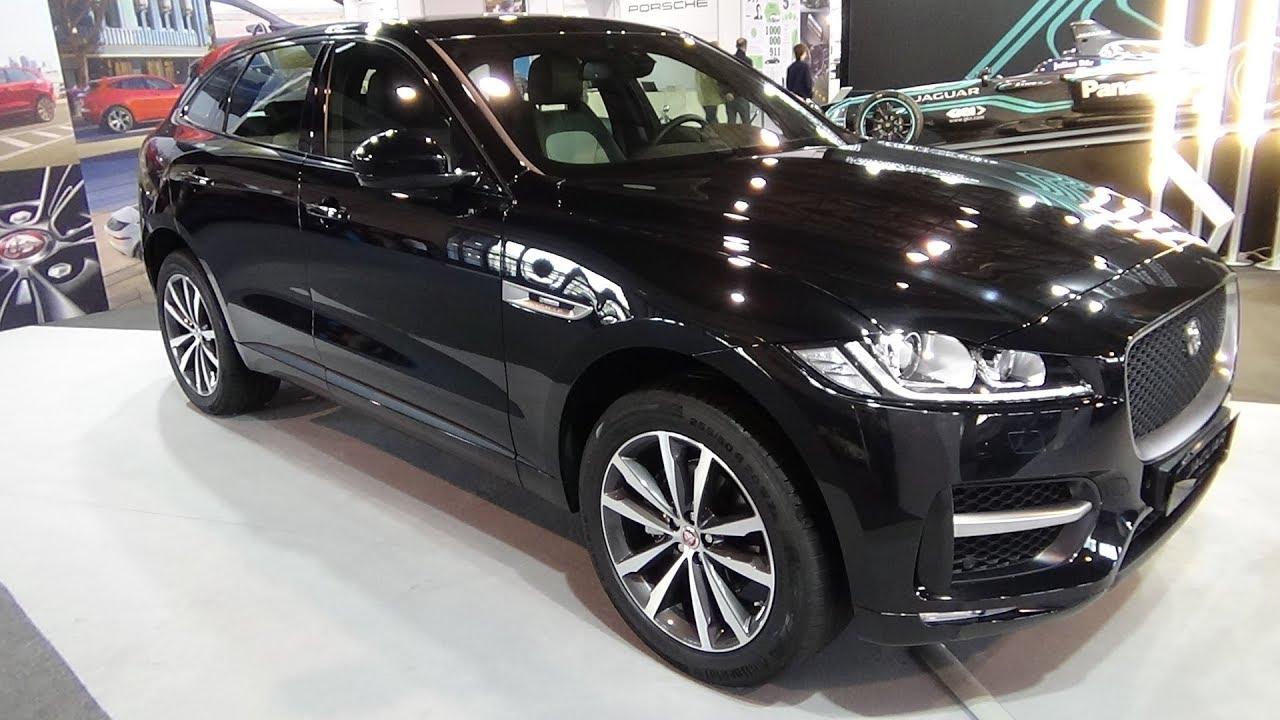 2018 Jaguar F Pace R Sport Awd Exterior And Interior Auto D 2017 Suv Depoca Padova