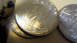 Garage Sale Picking Haul Gold, Silver Scrap, Coins, Video Games and More! #002 (part 2)(This is a video detailing my picking at