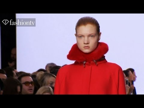 First Look – Giambattista Valli Fall/Winter 2013-14 | Paris Fashion Week PFW | FashionTV