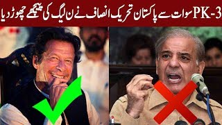 PK - 3 Sawat Bye-Election Un Official Result Announced | 14 October 2018 | Express News