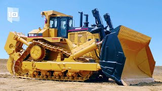 Top 10 Biggest Bulldozers in the World