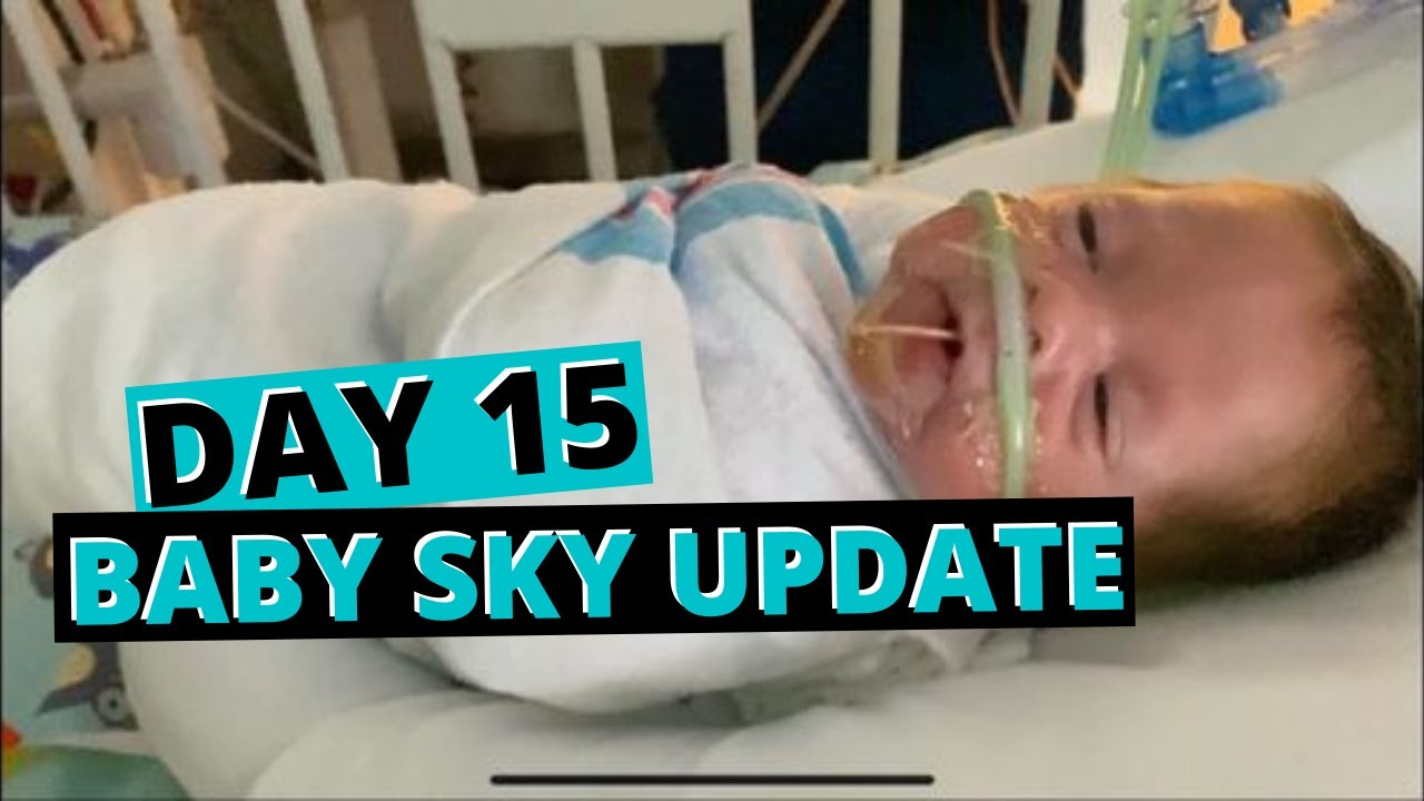 Download DAY 15 - Rough Couple of Days for Our Little Man