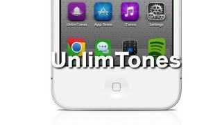 UnlimTones - The Best Ringtone Application EVER For iPhone, iPod & iPad