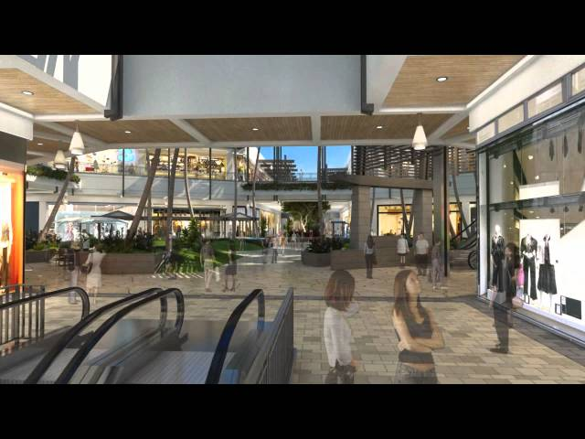Ala Moana Center - Hawaii - Digital Frontier