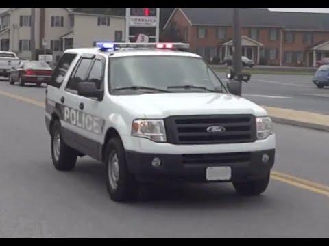 Ephrata Medic 04-10 & Ephrata Police Responding