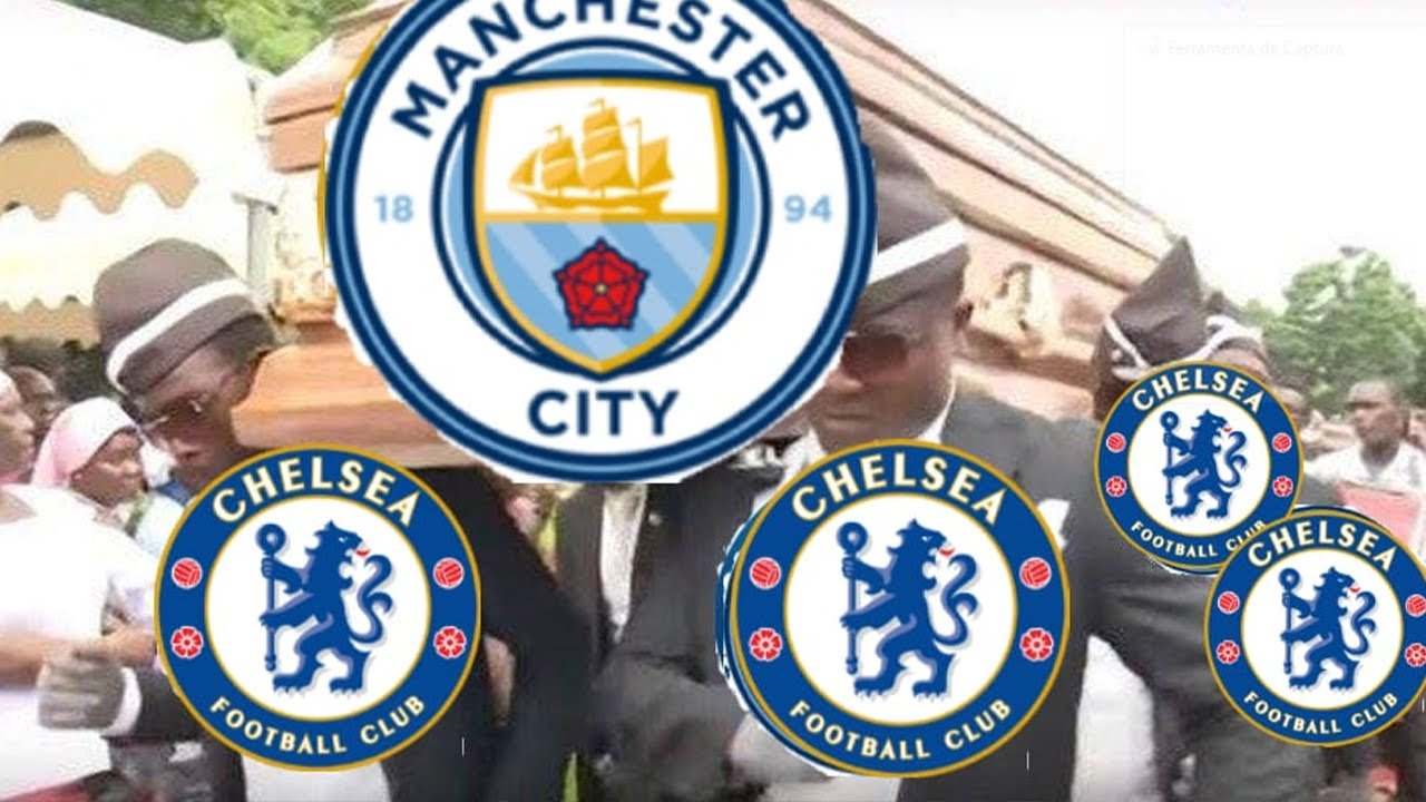 Os Melhores Memes De Man City Vs Chelsea Memes Man City X Chelsea Youtube