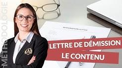 Comment faire une lettre de démission : Le contenu - Méthodologie - digiSchool