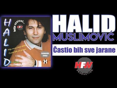 Halid Muslimovic - Castio bih sve jarane - (Audio 1998) HD