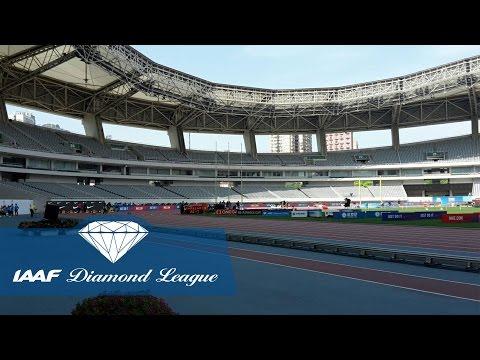 Shanghai: 100m Timelapse