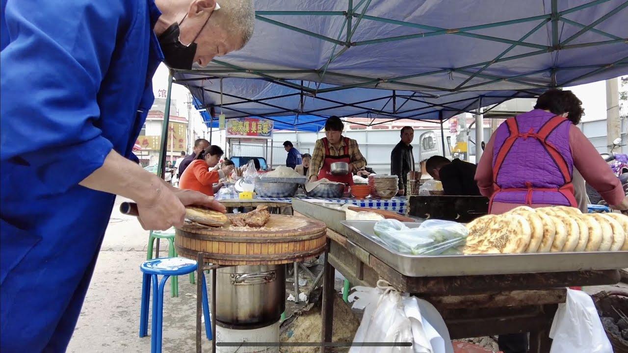 窮游關中平原:夾饃、花椒、大棗,是這裡的特產,又甜又大的蘋果兩塊錢一斤