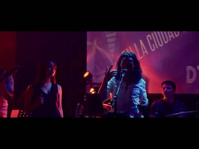 Dtour: Ciudad de la Furia (Cover)