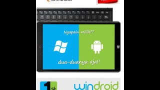 first impression axioo windroid