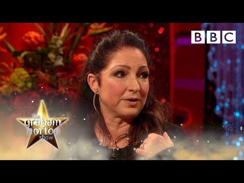 Gloria Estefan's husband keeps forgetting her in shops  | The Graham Norton Show