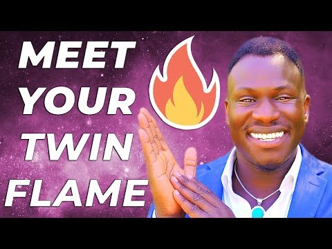 How to Be Reunited With Your Twin Flame (Law of Attraction!) Powerful!
