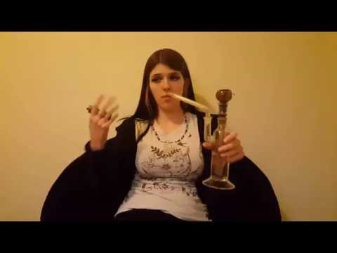 Samantha Stone Review of Laughing Buddha Marijuana