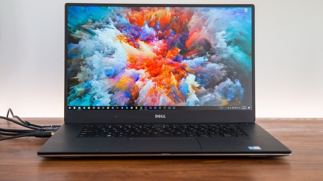 Đập Hộp Chiếc Laptop Dell XPS 15 9560 Ổ cứng SSD 1TB Nvme Màn 4K Đẳng Cấp Nhất Mọi Thời Đại