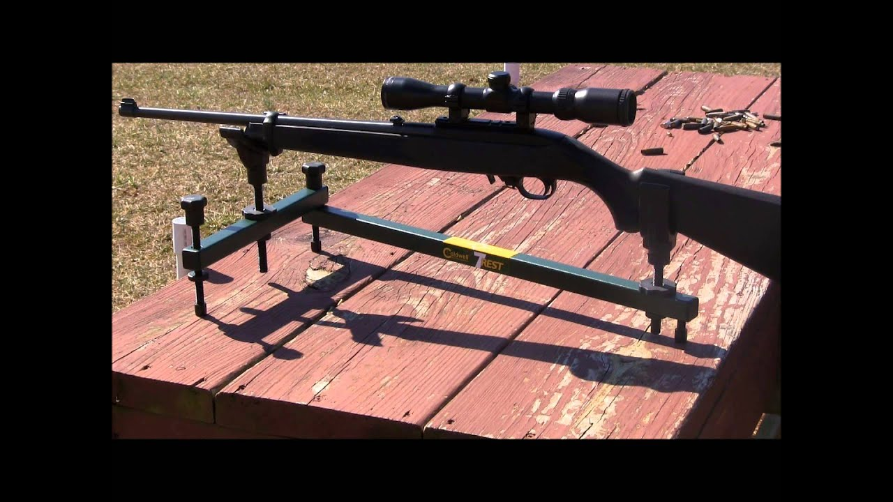 Genial My DIY Product Review The Caldwell 7 Gun Rest